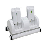 dual charger for wii