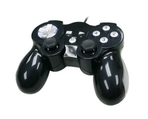 wired usb controller