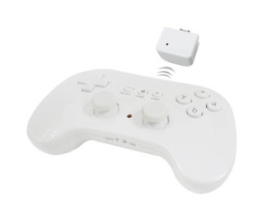 wirerless classic controller for wii