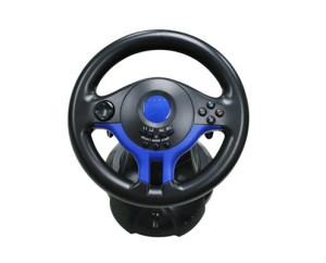wired ps3 steering wheel