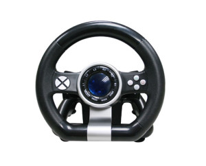 wireless steering wheel for ps3