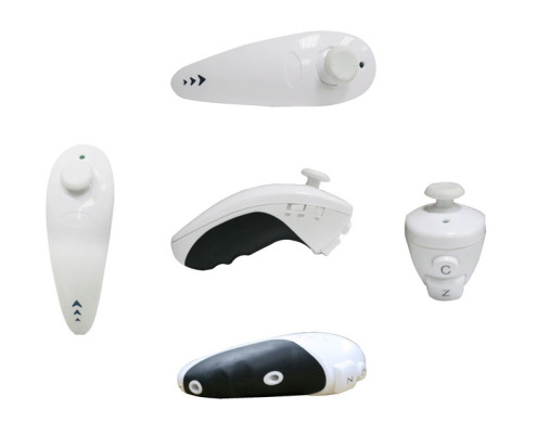 wireless nunchuk for wii